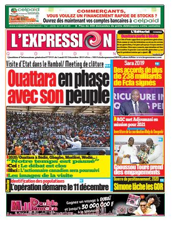 L'Expression Quotidien – N° 2915