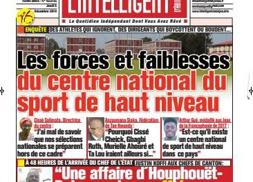 L'Intelligent d'Abidjan – N° 4560
