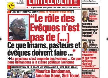 L'Intelligent d'Abidjan – N° 4597