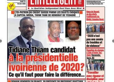 L'Intelligent d'Abidjan – N° 4604