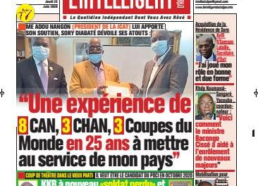 L'Intelligent d'Abidjan – N° 4687