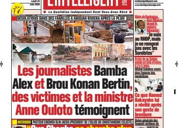 L'Intelligent d'Abidjan – N° 4688