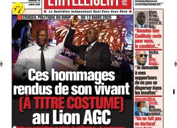 L'Intelligent d'Abidjan – N° 4697