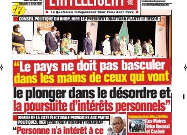 L'Intelligent d'Abidjan – N° 4711