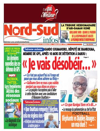 Nord-Sud Infos – N° 4